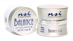 NSI balance gel system system for nail enhancements